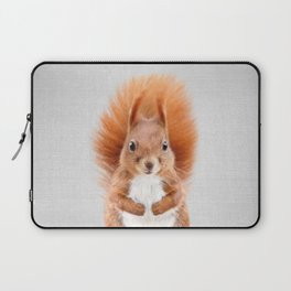Squirrel 2 - Colorful Laptop Sleeve