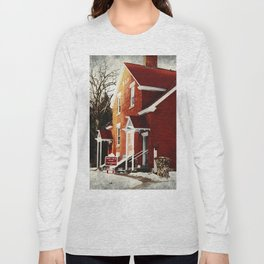 40 Mile Point Artistic Long Sleeve T-shirt