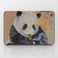 cigarette iPad Cases featuring Cigarette Break by Michael Creese