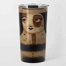 Reine des jeux d'échecs Travel Mug