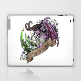 Betrayer Laptop & iPad Skin
