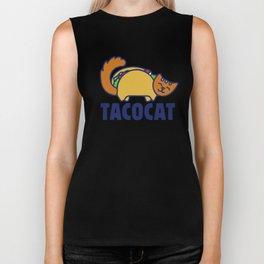 Tacocat Biker Tank