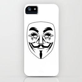Vigilance iPhone Case