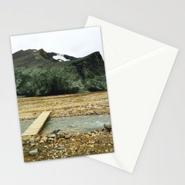 Icelandic Mountains Stationery Cards