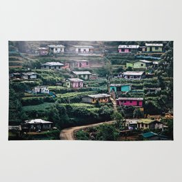 Sri Lankan Town Rug