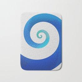 Ocean Waves - Water Mosaic Bath Mat