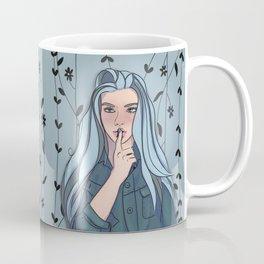 Whisper Secrets in the Garden Coffee Mug