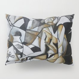No Need for Violets Pillow Sham