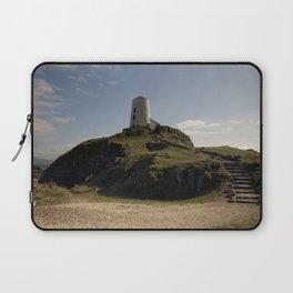 Twr Mawr Lighthouse Laptop Sleeve