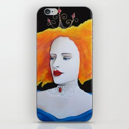 Fiona of Dublin iPhone Skin