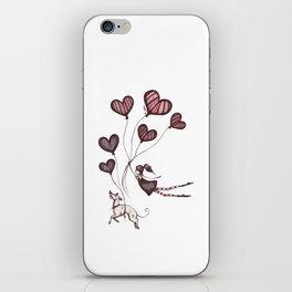 Spreading Love pt.2 iPhone Skin