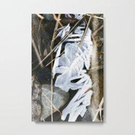 ALASKA: ice-geist original Metal Print