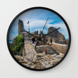 Szigliget, Hungary Wall Clock