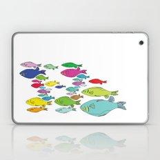 FISHpaint Laptop & iPad Skin