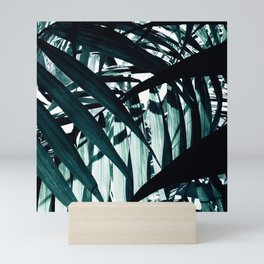 Inside of Palm Trees Mini Art Print