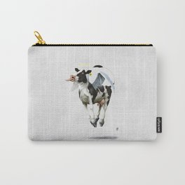 Holy Cow (wordless) Carry-All Pouch