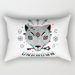 Follow Me... Rectangular Pillow