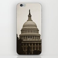 dc iPhone & iPod Skins featuring DC by StudioArielle.com