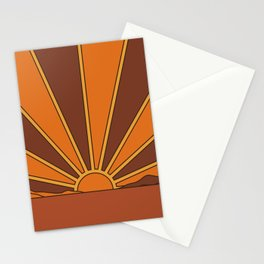 Sun Dreamer Stationery Cards