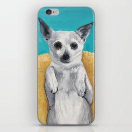 Rat Terrier iPhone Skin