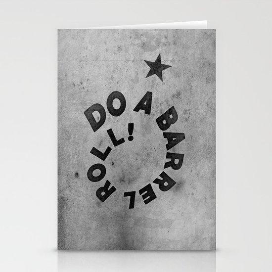 STARFOX - DO A BARREL ROLL! Stationery Cards