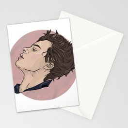 Harry Styles Pastel Pink Stationery Cards