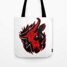 R-bull Tote Bag