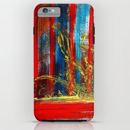 Come into Being iPhone Case