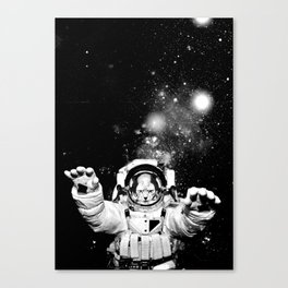 Astrocat Canvas Print