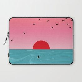 Tempus fugit Laptop Sleeve