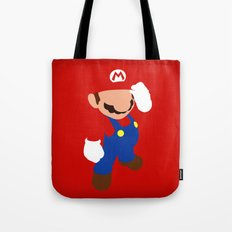 The world famous plumber (Mario) Tote Bag