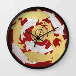 CIRCLE OF LIFE Wall Clock