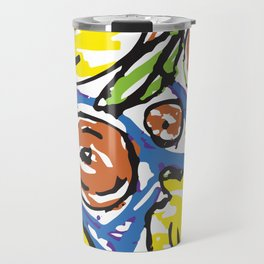 Pattern 14 Travel Mug