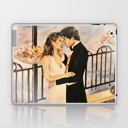 Classy couple in love Laptop & iPad Skin