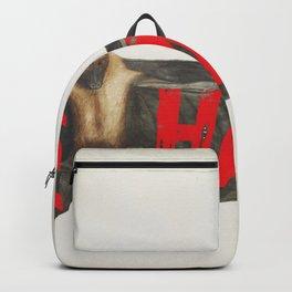 Love Hate Bat Backpack