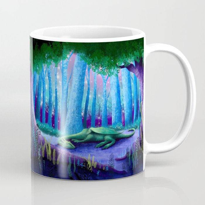 The Sleeping Dragon Coffee Mug