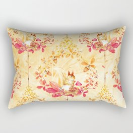 Autumn leaves #29 Rectangular Pillow