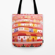 Little Sonora (Square) Tote Bag