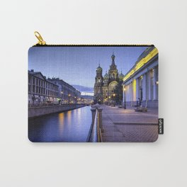 Saint Petersburg at Night Carry-All Pouch