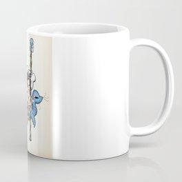 Dolly Dolphin Coffee Mug