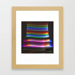 Empire State Building, Pride 2015 Framed Art Print