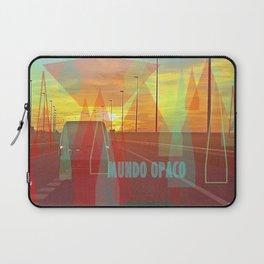 Opaque world Laptop Sleeve
