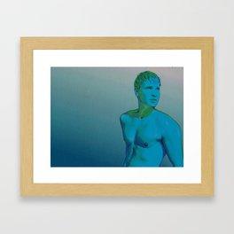 Stephan Framed Art Print