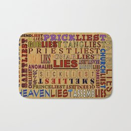 LIES - 058 Bath Mat
