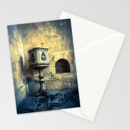 Monastry of Alcobaca, Portugal Stationery Cards