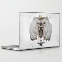 power Laptop & iPad Skins featuring Power by Ruta13