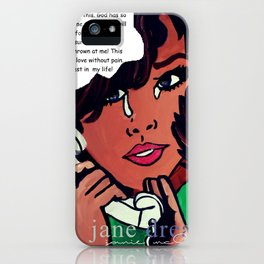 Popping Art Hello iPhone Case