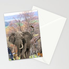 Savannah Aegis Stationery Cards