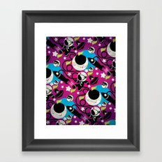 See you in space! 1.0 Framed Art Print