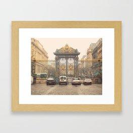 Palais de Justice Framed Art Print